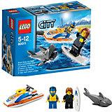 LEGO 60011 City: Rettung des Surfers