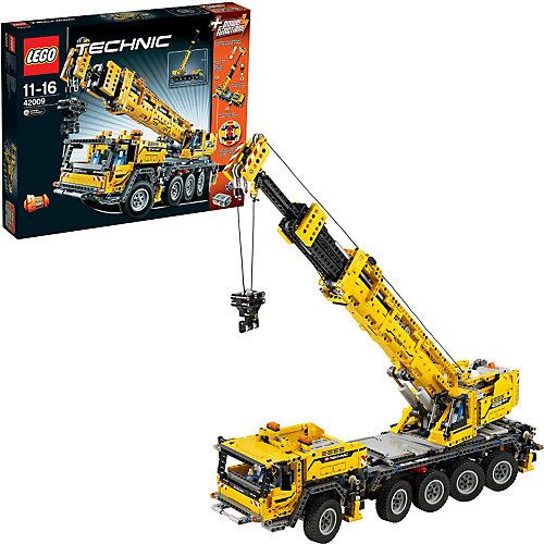 LEGO 42009 Technic: Mobiler Schwerlastkran