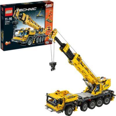 42009 Technic: Mobiler Schwerlastkran
