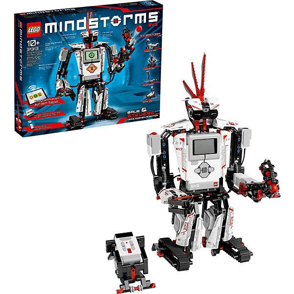 LEGO Mindstorms 31313: Набор EV3