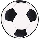 Kinderteppich Fußball, 80 x 80 cm