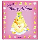Mein Baby-Album rosa