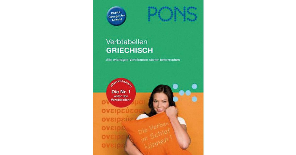 Buch - PONS Verbtabellen Griechisch