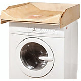 Wickelaufsatz für Waschmaschinen, Birkenholz