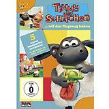 DVD Timmy das Schäfchen 12 - will das Flugzeug haben