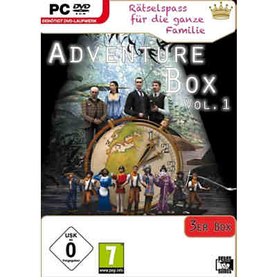 PC Adventure Box Vol. 1 (3er)