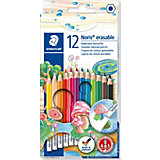 Цветные карандаши NorisClub, 12 цв.