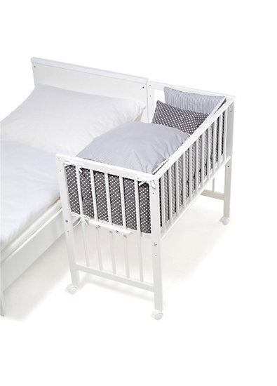 wiege vario 5in1 komplett stern grau schardt mytoys. Black Bedroom Furniture Sets. Home Design Ideas