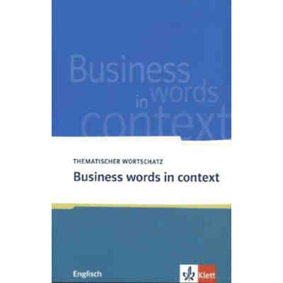 Business words in context