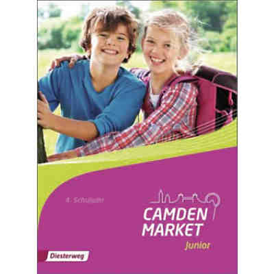 Camden Market Junior: 4. Klasse, Textbook