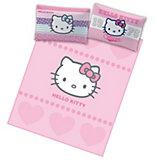 Kissen & Kuscheldecke Hello Kitty