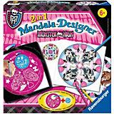 Mandala Designer 2 in 1 Monster High