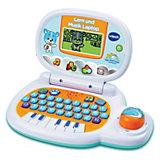 VTech - Lern und Musik Laptop, blau