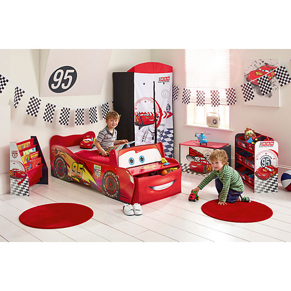 6 boxen regal cars disney cars mytoys. Black Bedroom Furniture Sets. Home Design Ideas