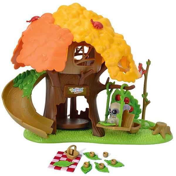 Домик-дерево, Юху и его друзья