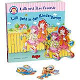 """HABA 5690 Puzzlebuch """" Lilli geht in den Kindergarten"""""""
