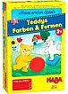 HABA 5878 Meine ersten Spiele - Teddys Farben und Formen
