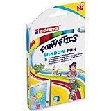 edding16 FUNTASTICS Window Fun Fenstermaler
