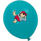 Luftballons Pirat Pit Planke, 8 St.