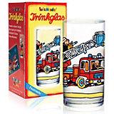Trinkglas Feuerwehrmann Benny Brandmeister