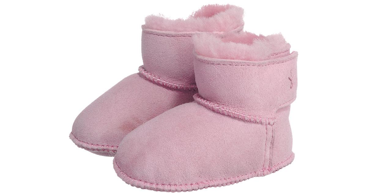 Krabbelschuhe BABY BOOTIE pink Gr. 19