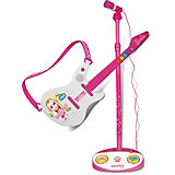 Barbie elektronische Gitarre & Mikrofon