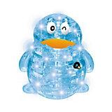 Кристаллический пазл 3D Пингвин, CreativeStudio