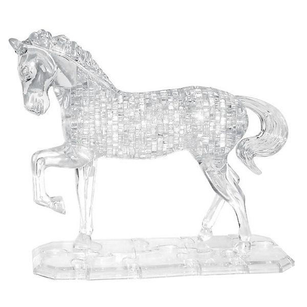 """Кристаллический пазл 3D """"Лошадь"""", 100 деталей, CreativeStudio"""