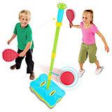 """Набор """"Веселый теннис: база со стойкой, 2 ракетки, мяч"""", Mookie"""