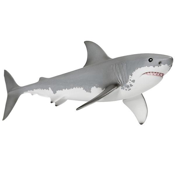 Schleich 14700 wild life wei er hai schleich mytoys for Requin decoration