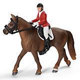 Schleich Pferde: 42056 Springreitset (ohne Pferd)