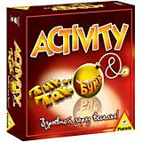 """Набор игр """"ACTIVITY + Tик Так Бумм"""""""