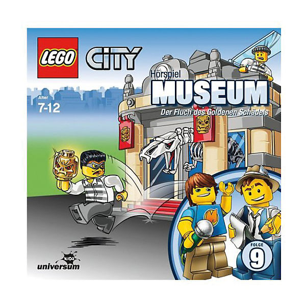CD LEGO City 9 - Museum