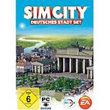 PC Simcity - Deutsches Stadt-Set (Code in a Box)