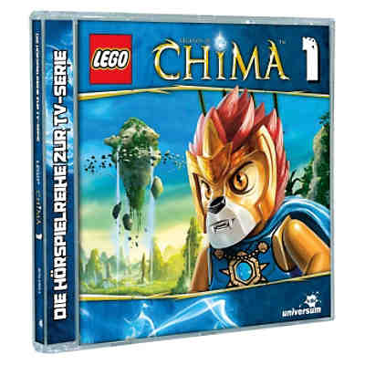 CD LEGO Legends of Chima 1