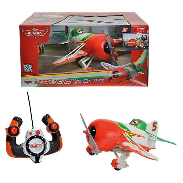 "Самолет ""Чупакабра"", 1:24, 27 см, Dickie Toys"