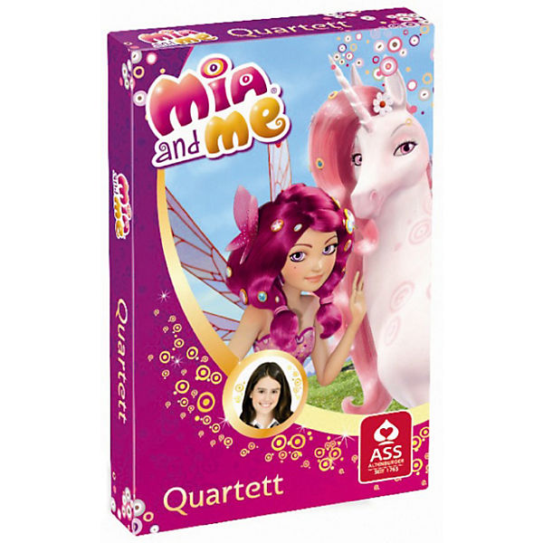 Mia and me - Quartett