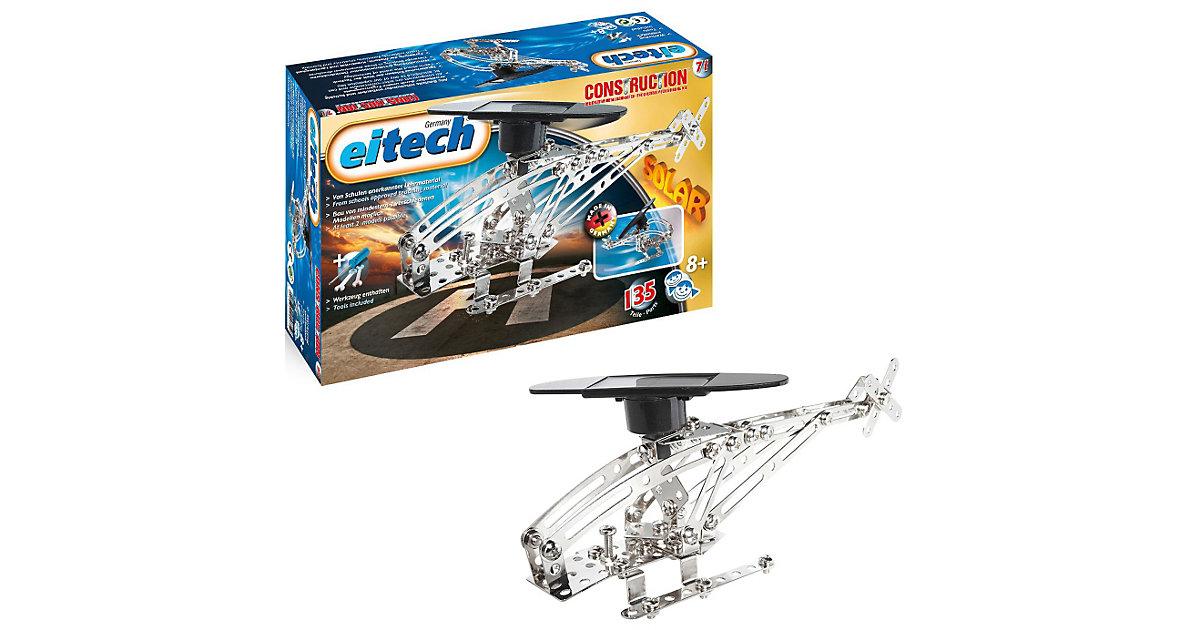 C 71 SOLAR Metallbaukasten - ´´Solar Hubschrauber ´´