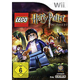 Wii LEGO Harry Potter 5-7