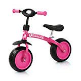 Super Rider 10 - Laufrad Pink