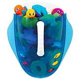 Ковшик для игрушек в ванной Munchkin, голубой