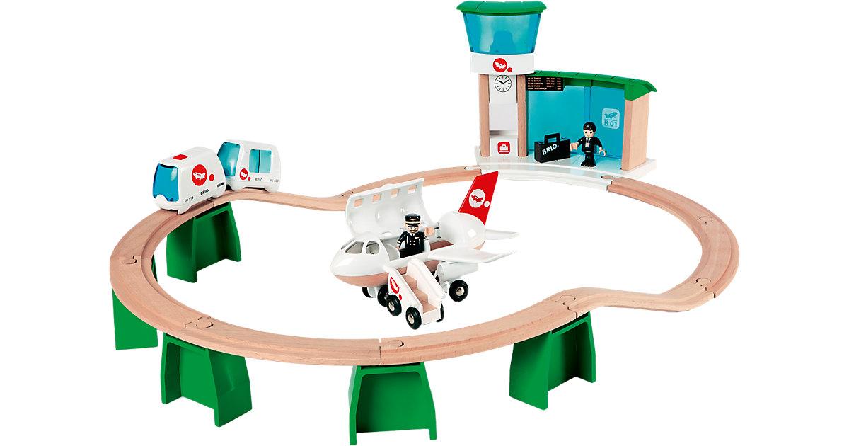 Monorail Flughafen Set