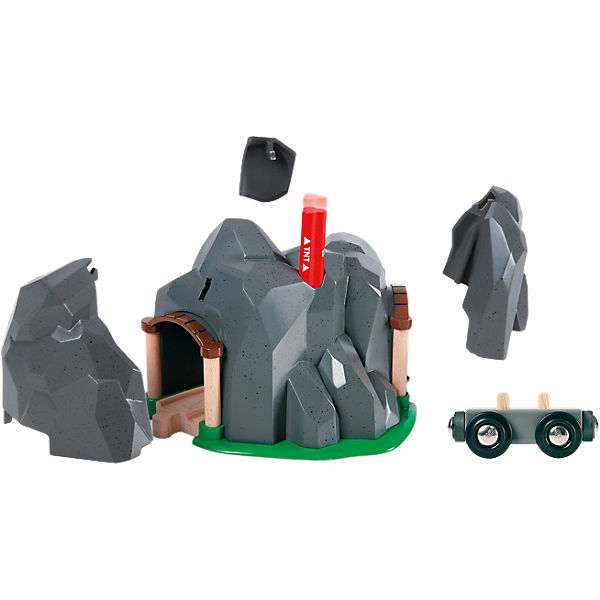 BRIO 33352 Dynamit Aktions-Tunnel