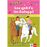 Bibi & Tina: Los geht's im Galopp - 4 spannende Pferde-Abenteuer in einem Band, Sammelband