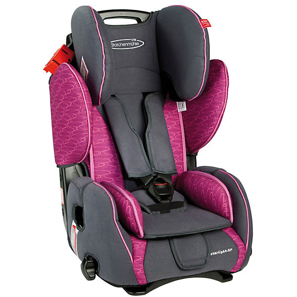Auto-Kindersitz Starlight SP, Rosy
