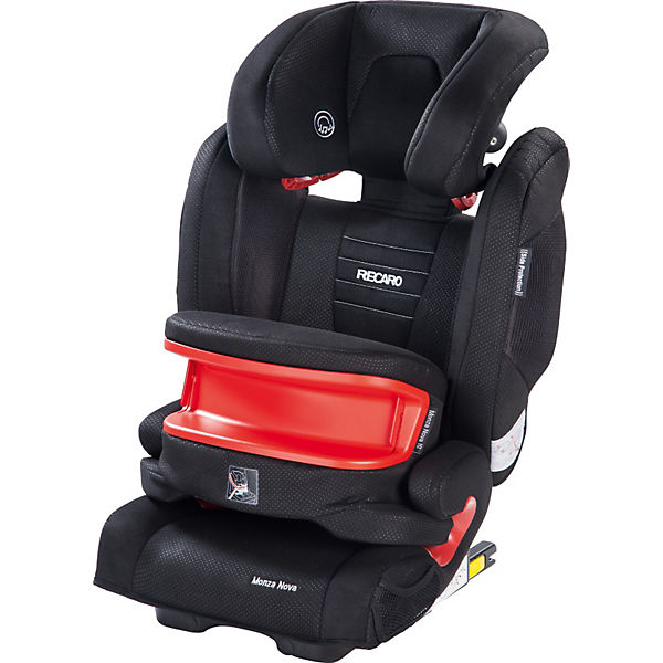 Auto-Kindersitz Monza Nova IS Seatfix, Black