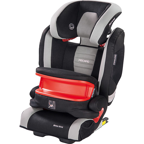 Auto-Kindersitz Monza Nova IS Seatfix, Graphite