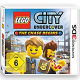 3DS LEGO City Undercover - The Chase Begins