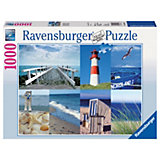 Puzzle 1000 Teile - Maritime Impressionen