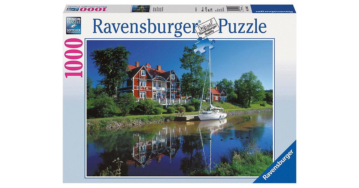Puzzle 1000 Teile - Götakanal, Schweden